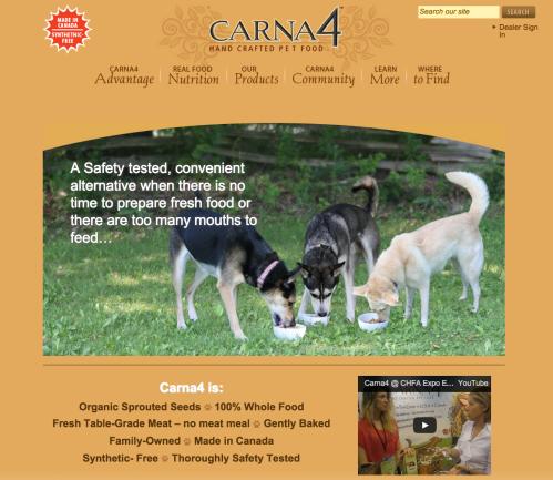 Carna4 Homepage