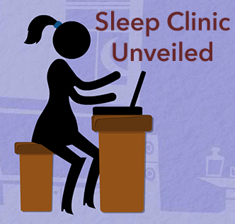 Sleep Clinic Unveiled title slide